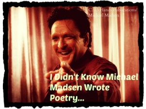 Michael Madsen the poet